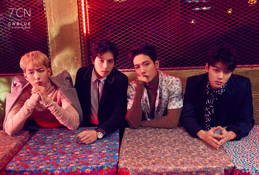 """CNBLUE Shares New Set Of Teaser Photos For """"Between Us"""""""