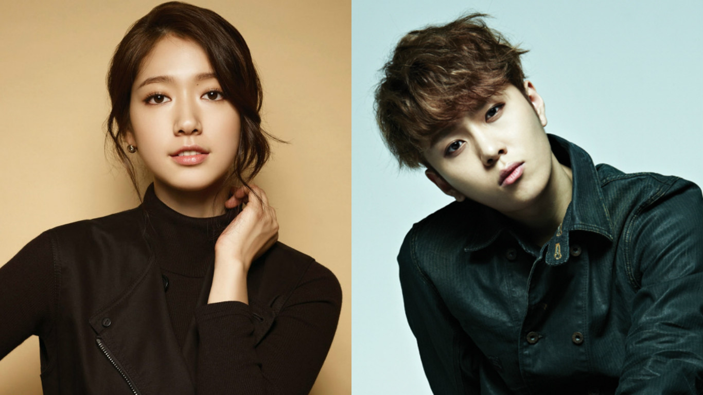 Park Shin Hye Supports Yong Junhyung By Promoting Highlight's New Album
