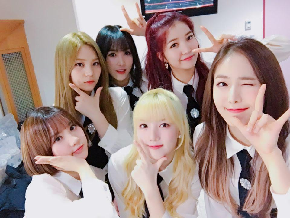 GFRIEND Members Reveals What Item They All Simultaneously Got This Year