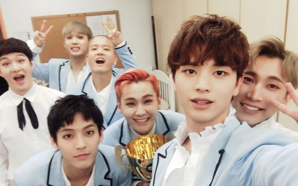 """Watch: BTOB Takes 1st Win For """"Movie"""" On """"Show Champion,"""" Performances By GFRIEND, DAY6, B.A.P, And More"""