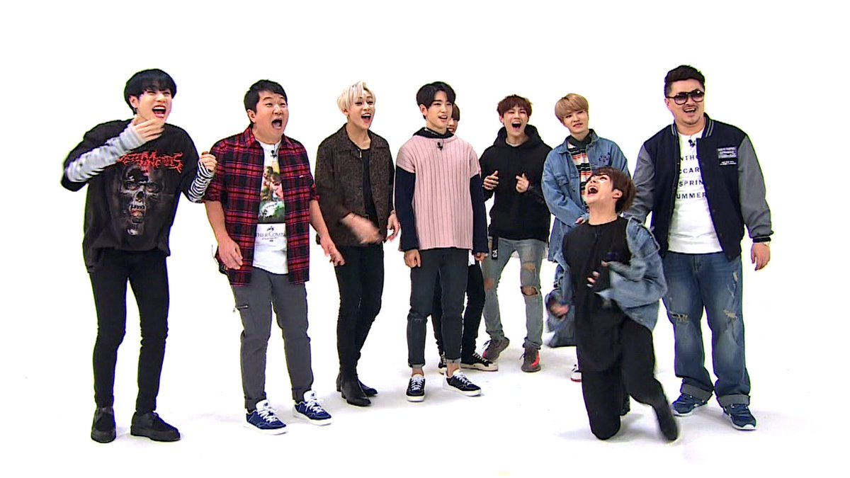 """Watch: Embarrassing Old Videos Of GOT7 Revealed During Hilarious Appearance On """"Weekly Idol"""""""