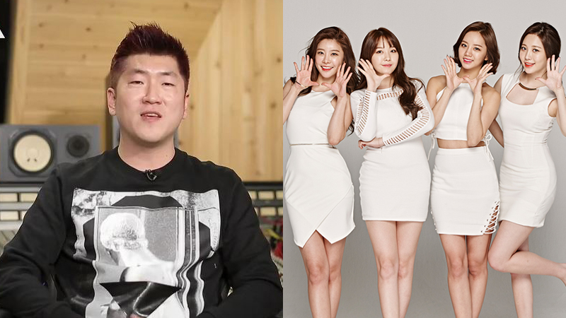 Producer Ryan Jhun Says He's Sure Girl's Day Will Snag 1st Place With Comeback