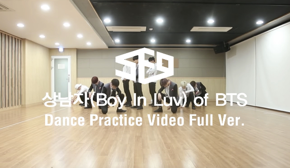 "Watch: SF9 Channels BTS In Dance Practice Video Of ""Boy In Luv"""
