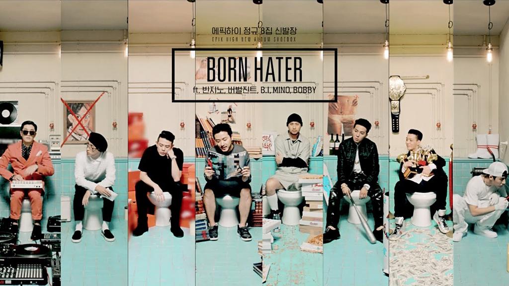 born hater