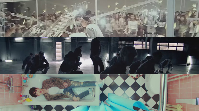 7 Of The Most Uniquely Shot K-Pop MVs From The Last 5 Years