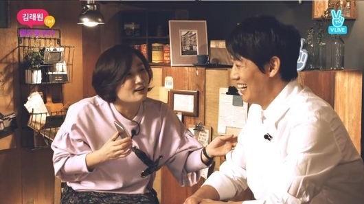 Park Kyung Lim Kim Rae Won