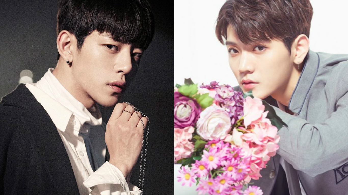 "B.A.P's Daehyun Shows Support For NU'EST's Ren On ""Produce 101 Season 2"""