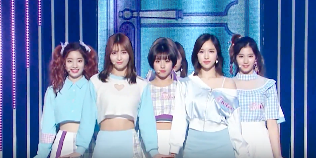 """Watch: TWICE, Taeyeon, B.A.P, And More Perform On """"Music Core"""""""