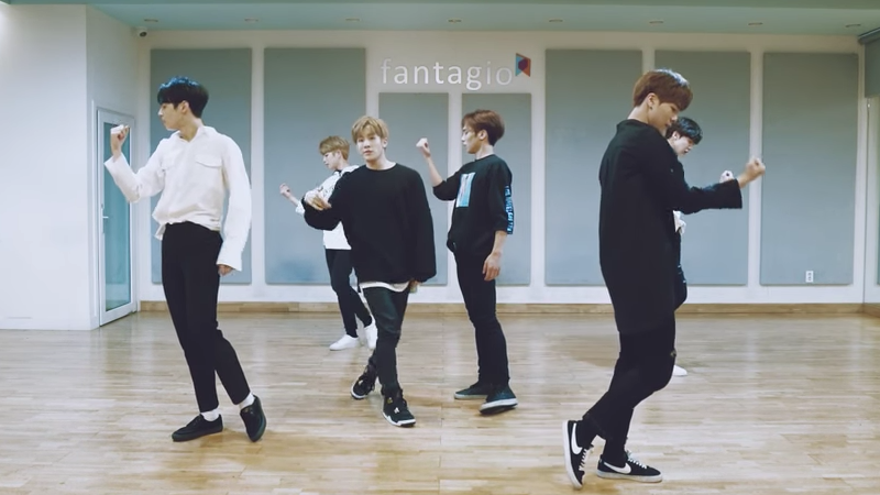 "Watch: ASTRO Is Back ""Again"" With Beautiful And Emotional Dance Practice"