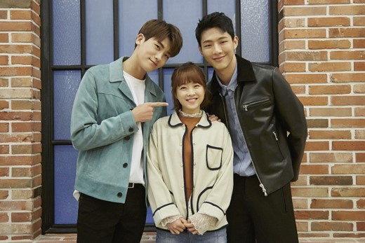 Park Hyung Sik Park Bo Young Ji Soo