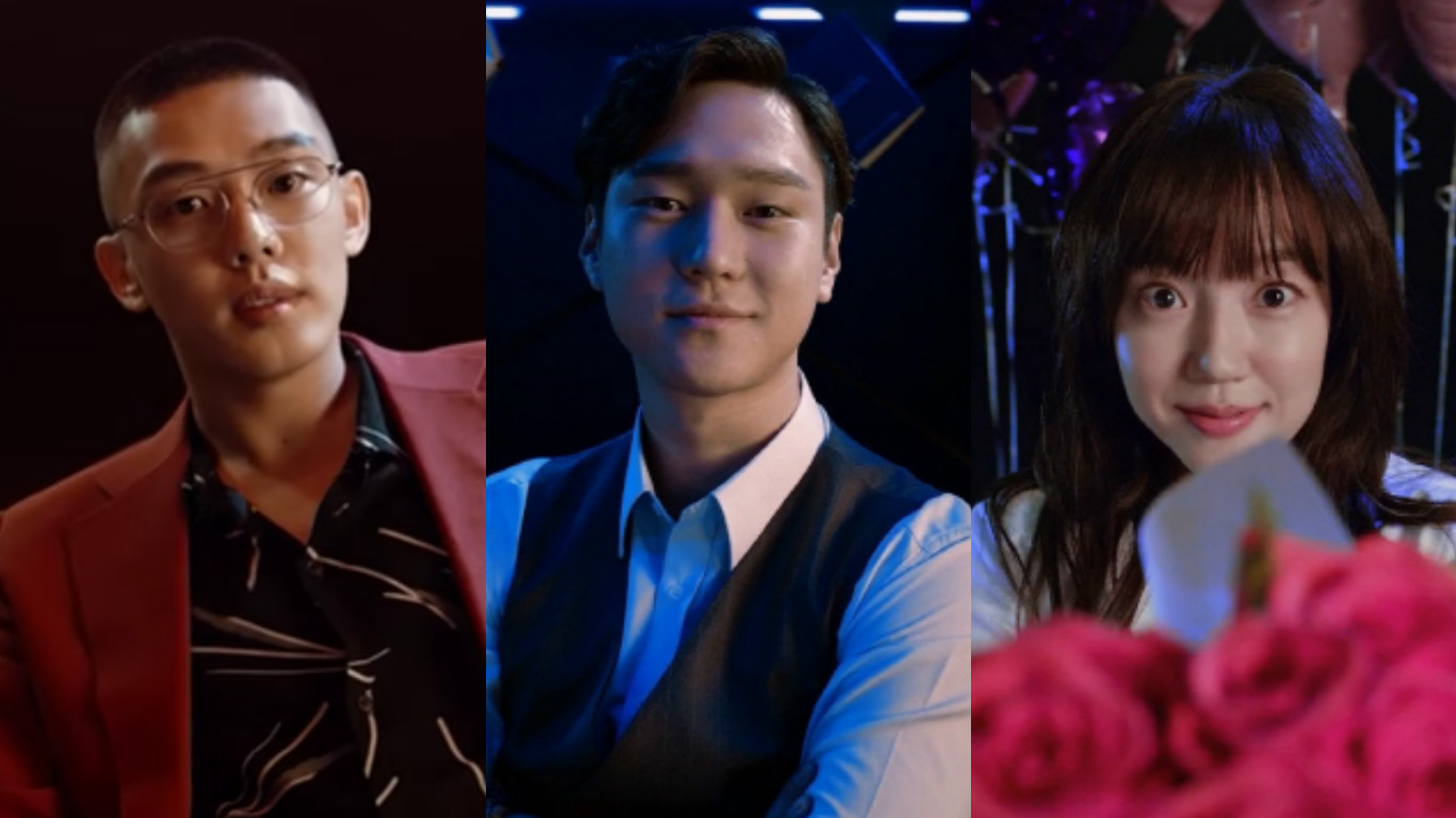 "Watch: ""Chicago Typewriter"" Teaser Gives First Glimpse Of Yoo Ah In, Go Kyung Pyo, And Im Soo Jung"
