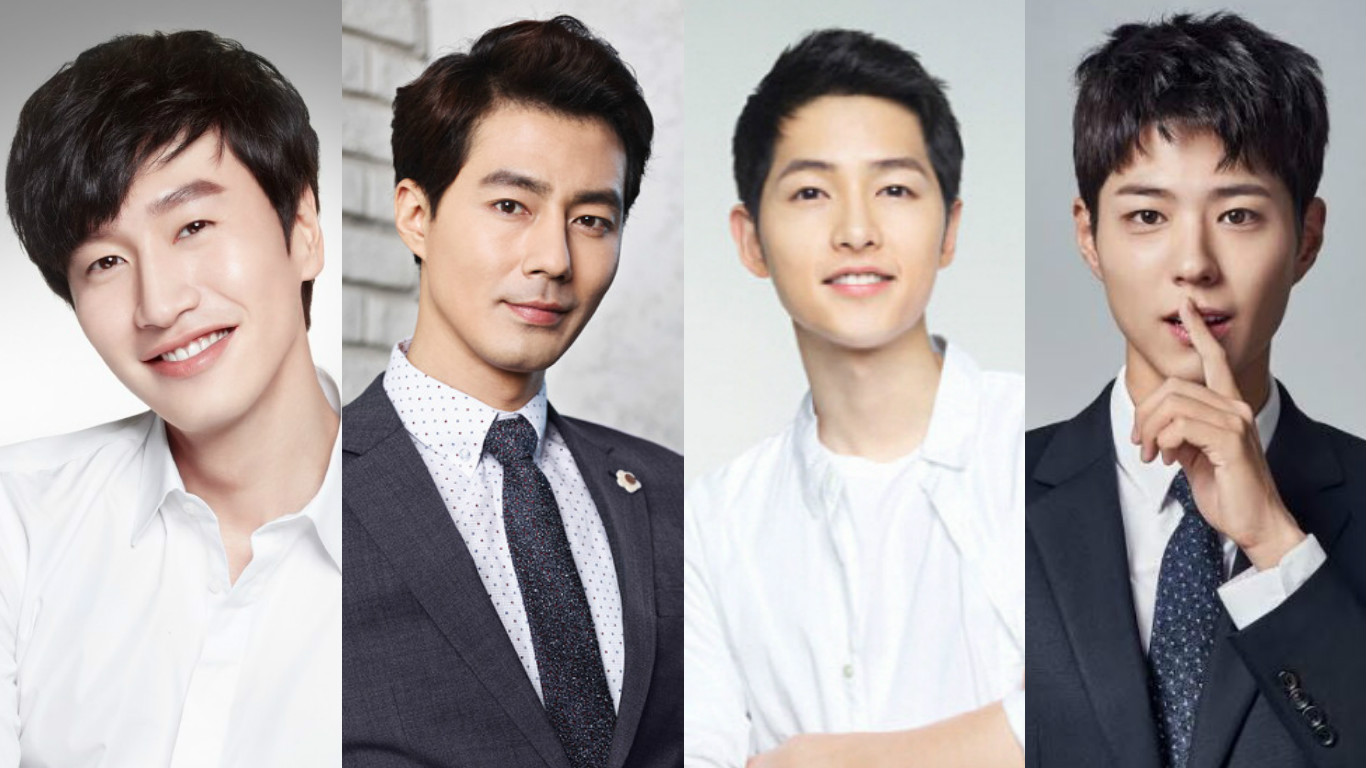"""Lee Kwang Soo Enlists The Help Of Jo In Sung, Song Joong Ki, And Park Bo Gum On """"Running Man"""""""