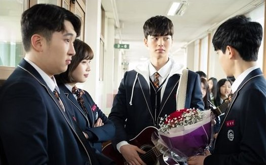 Song Kang Red Velvet Joy Park Jong Hyuk