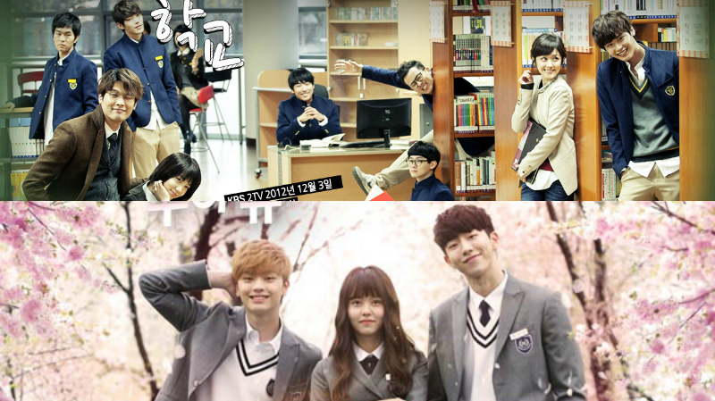 """School 2017"""" Begins Countdown To Premiere With Cast"""