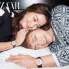 Rain And Kim Tae Hee Share Relationship Advice In Harper's Bazaar Pictorial