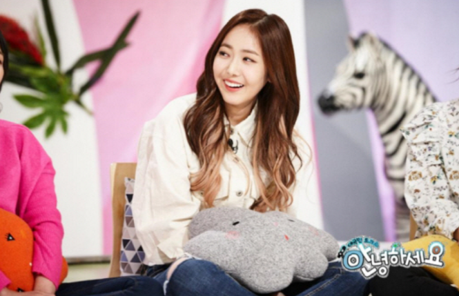 GFRIEND's SinB Reveals The First Thing She Did After Coming Of Age