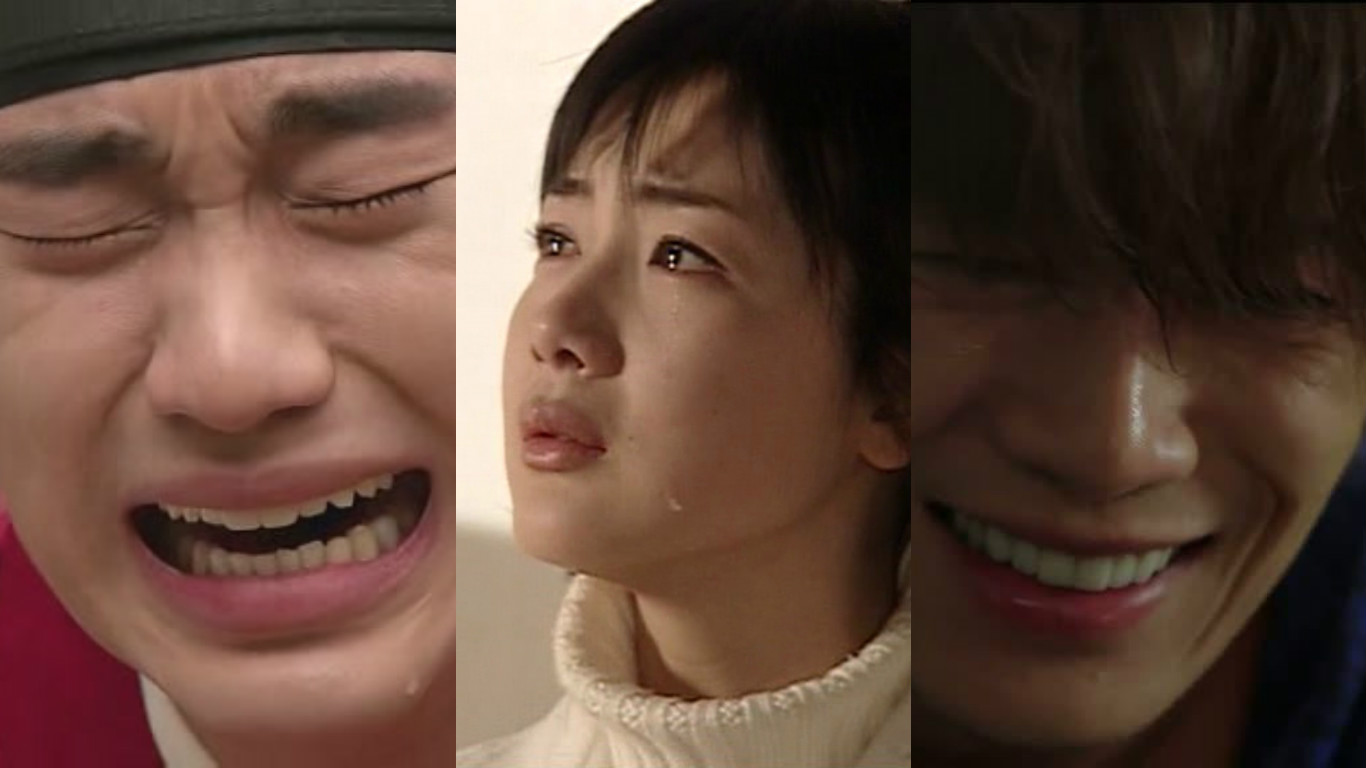 8 K-Dramas To Watch When You Need A Good Cry