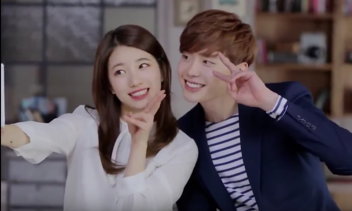 Suzy And Lee Jong Suk Spotted Sporting New Looks While Filming For Upcoming Drama