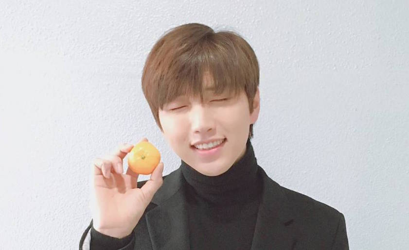 Watch: B1A4's Sandeul Is Insanely Excited (An Understatement) After Seeing His Favorite Birthday Present