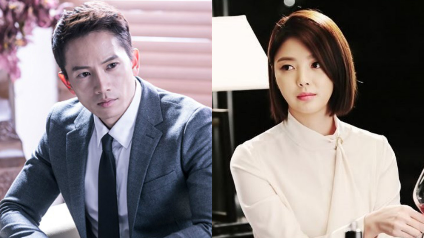 Ji Sung Uhm Hyun Kyung