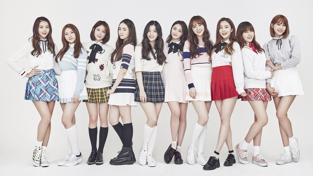 Watch: PRISTIN Invites Fans To Watch Special Livestream Broadcast On M2