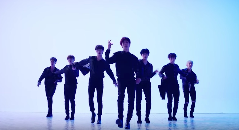 """Watch: MONSTA X Can't Take Their Eyes Off Of You In """"Beautiful"""" MV"""