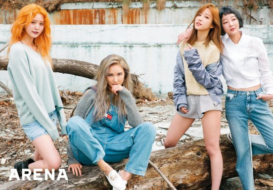 EXID Promises A New Concept For Comeback
