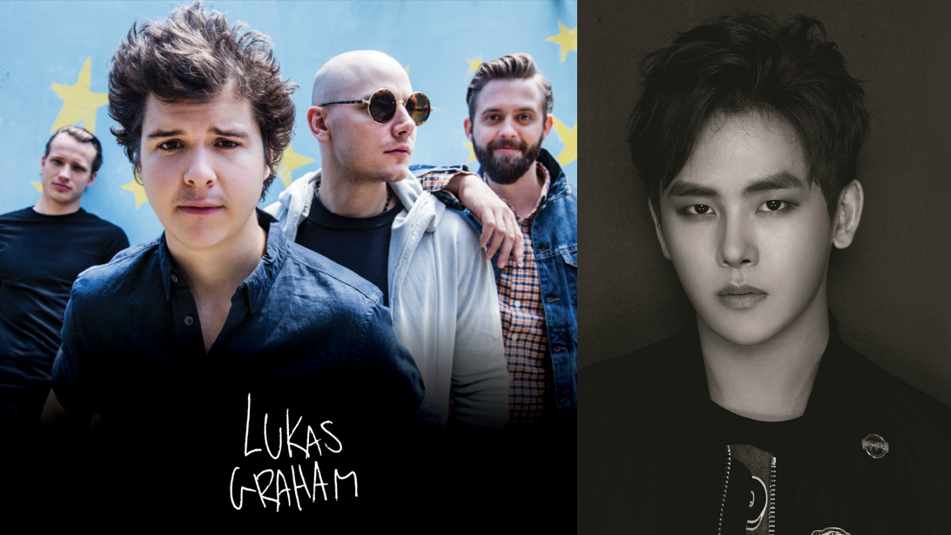 "Lukas Graham Compliments INFINITE's Hoya On His Beautiful Dance Routine To ""7 Years"""