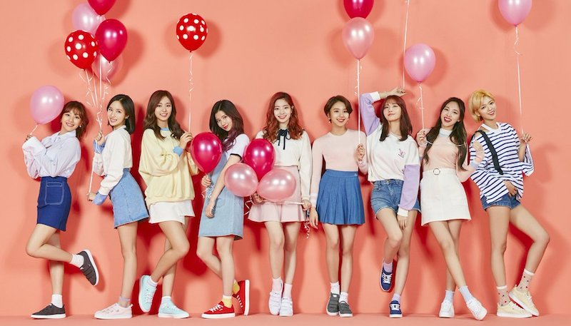 TWICE Announces Plans For Debut Showcase In Japan