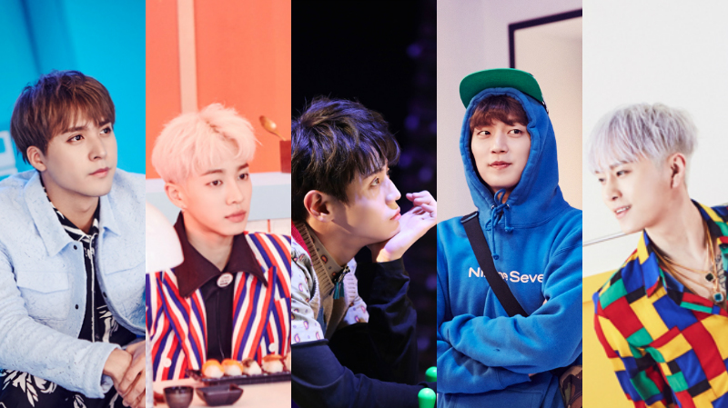 "Highlight Continues To Dominate Music Charts With ""Plz don't be sad"""