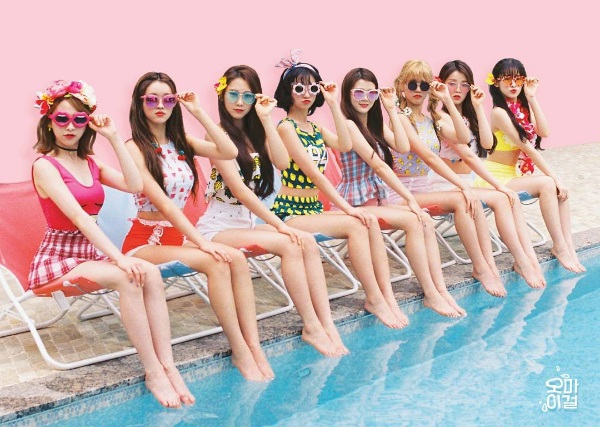 Oh My Girl Reveals Official Comeback Date