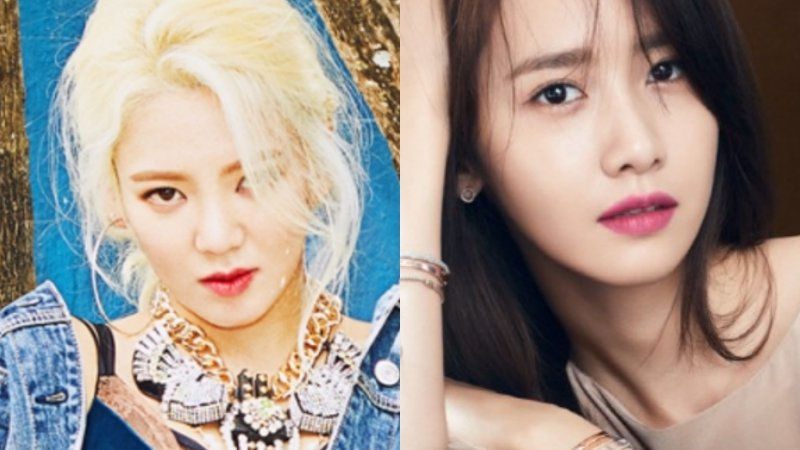Girls' Generation's Hyoyeon And YoonA Reportedly Preparing To Release Solo Music