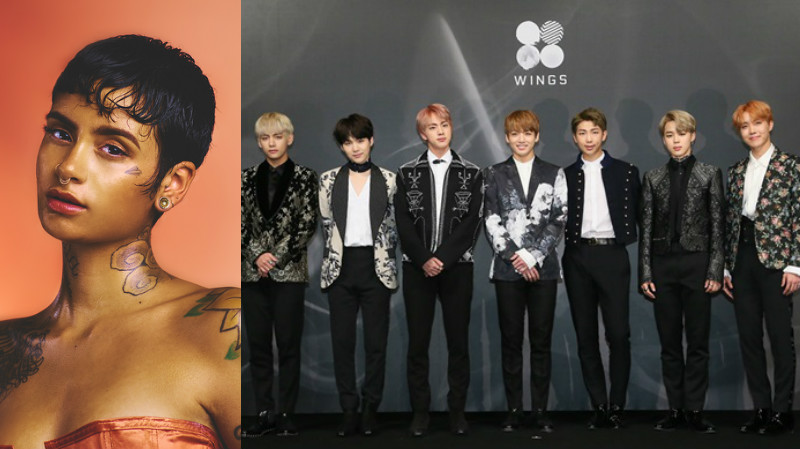 American Singer Kehlani Responds To BTS Naming Her As Influential Artist