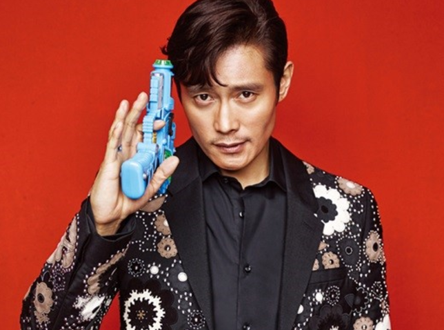 Lee Byung Hun Signs New Contract With U.S. Talent Agency UTA
