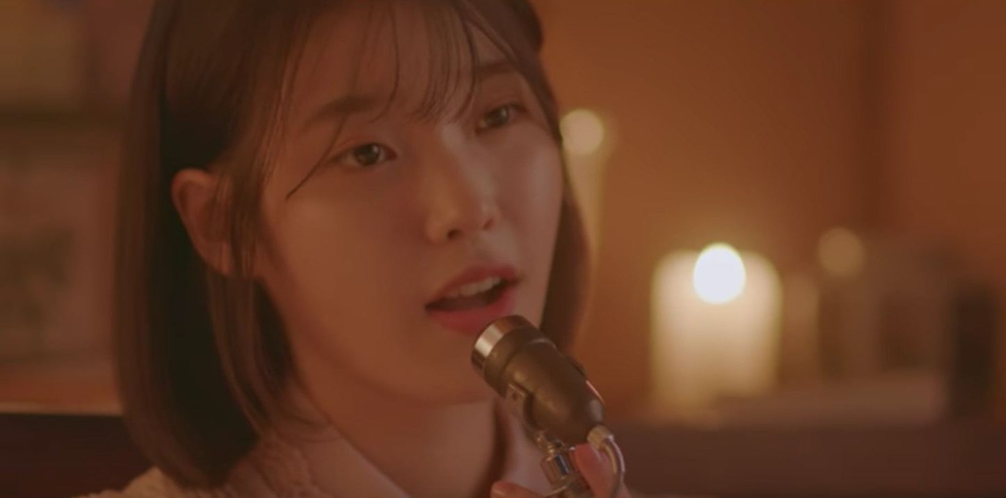 "Watch: IU Releases MV For Beautiful Pre-Release ""Through The Night"""
