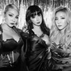 Park Bom Celebrates Her Birthday With A Cute Cake And Sweet Messages From Sandara Park And CL