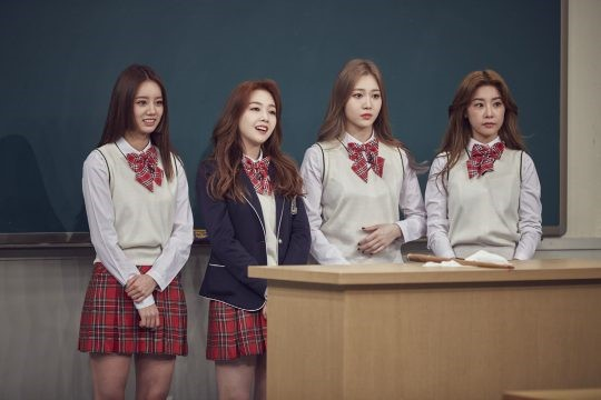 """Girl's Day To Appear On Upcoming Episode Of """"Ask Us Anything"""""""