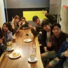 "Cast Of ""Cheese In The Trap"" Movie Get Together For The First Time"