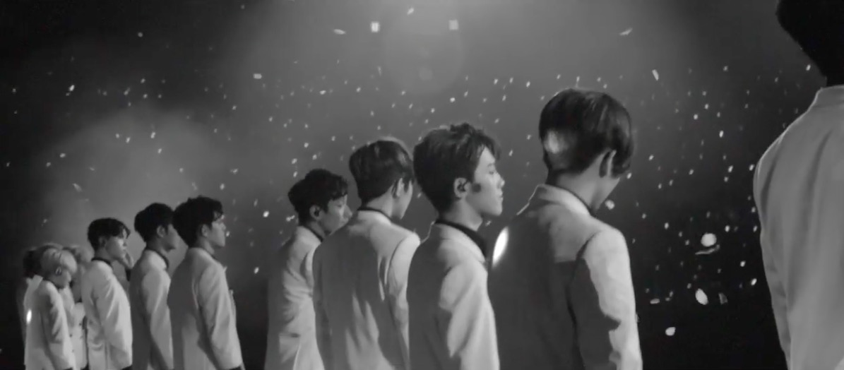 """Watch: SEVENTEEN Sings """"Smile Flower"""" With Fans In Touching MV Teaser"""