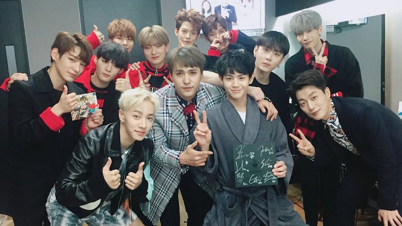 VICTON Members Are The Most Nervous And Relatable Fanboys As They Meet Their Idols Highlight Backstage