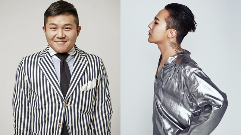 Jo Se Ho Meets G-Dragon At A Pop-Up Shop And Shares A Photo