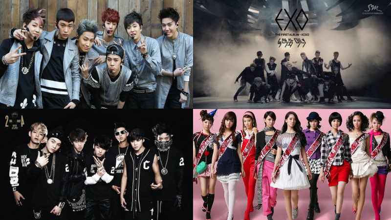 12 Times K-Pop Idols Cringed At Their Younger Selves
