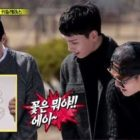 "Choi Tae Joon Tries To Win Song Ji Hyo's Heart On ""Running Man"""