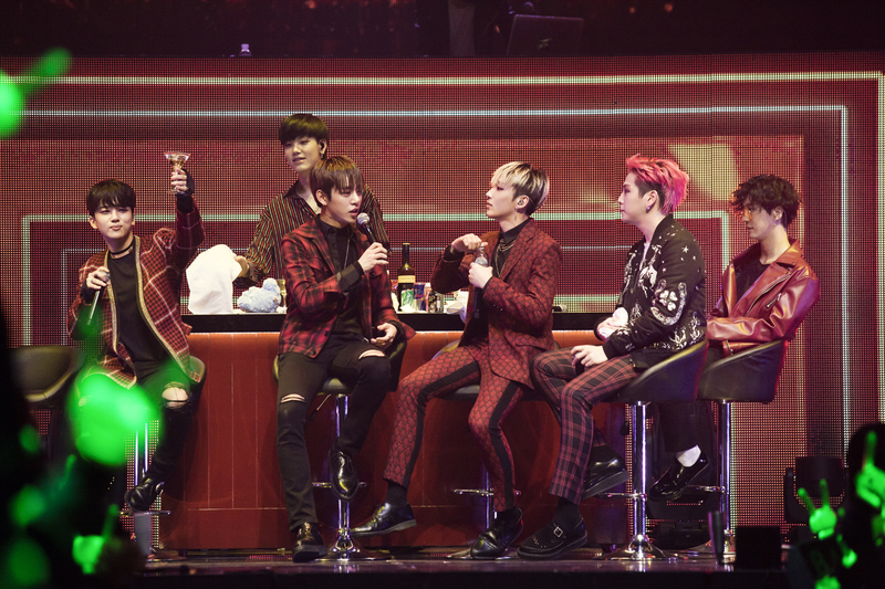 "B.A.P Gets The Party Started At Seoul Leg Of ""2017 World ..."