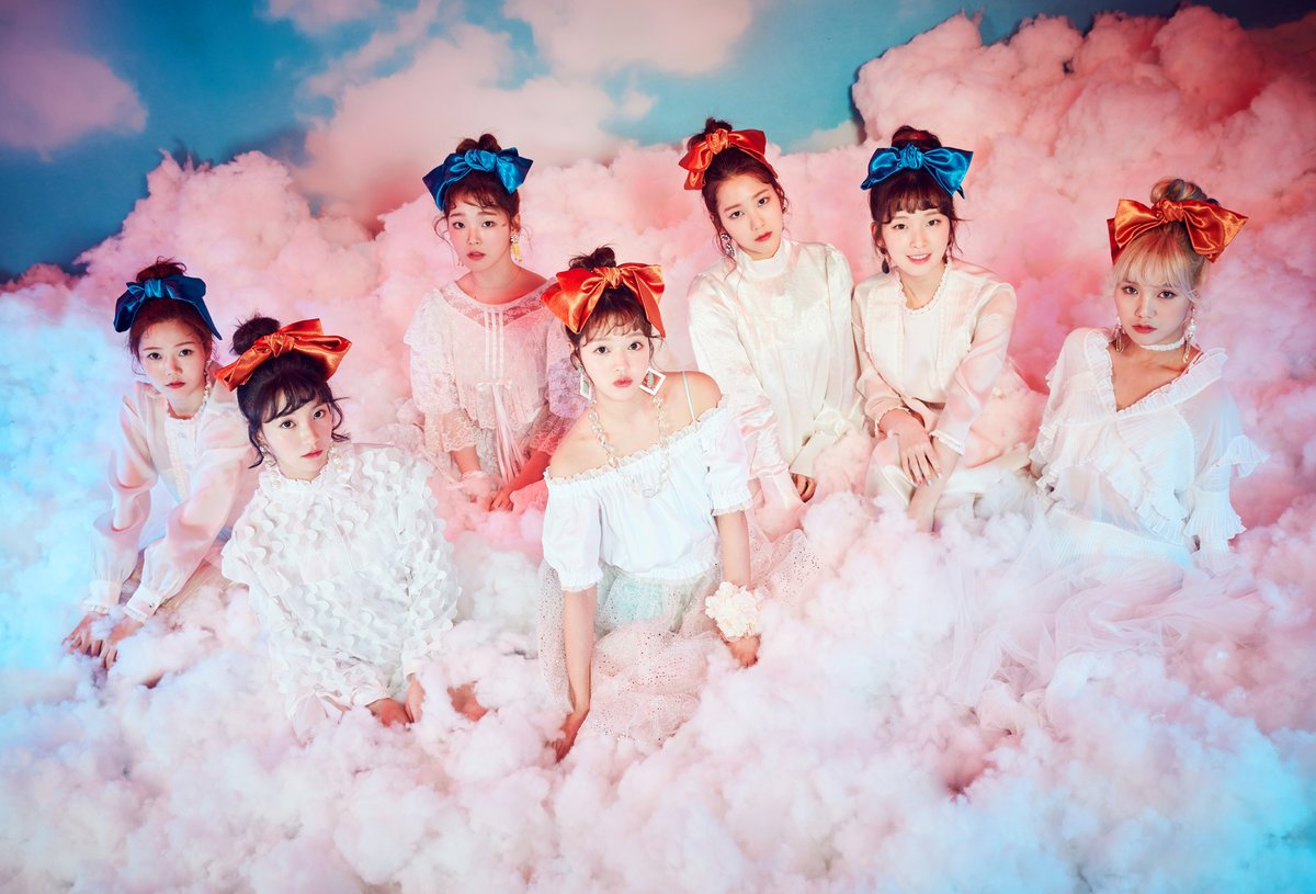 """Update: Oh My Girl Releases Album Preview For """"Coloring Book"""""""