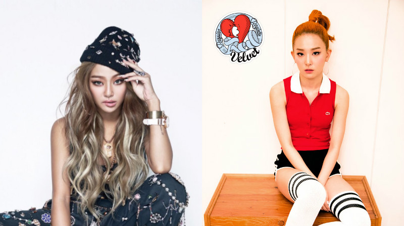 """SISTAR's Hyorin, Red Velvet's Seulgi, And More To Reportedly Perform With """"High School Rapper"""" Finalists"""