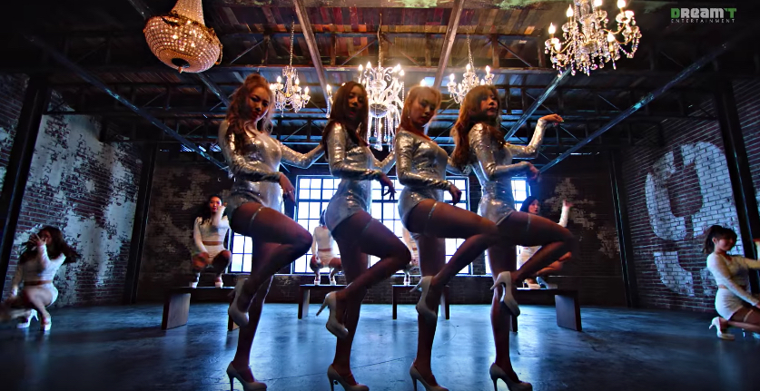 """Watch: Girl's Day Members Are Powerful Divas In MV For """"I'll Be Yours"""""""
