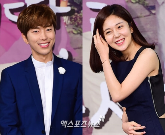 Actors Baek Jin Hee And Yoon Hyun Min Confirmed To Be Dating Soompi