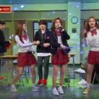 """Watch: Girl's Day Performs A Fun Cover Of 2NE1 On """"Ask Us Anything"""""""
