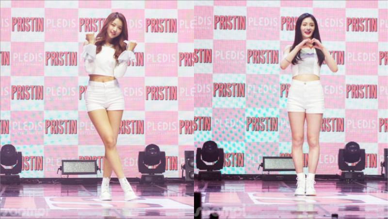 PRISTIN's Nayoung And Kyulkyung Reveal The Truth Behind Their Nicknames